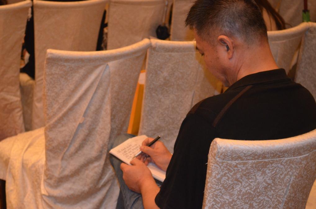 广州巡讲做笔记