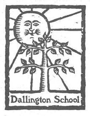 Dallington school logo