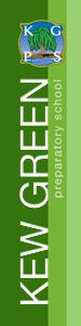 Kew green preparatory school logo