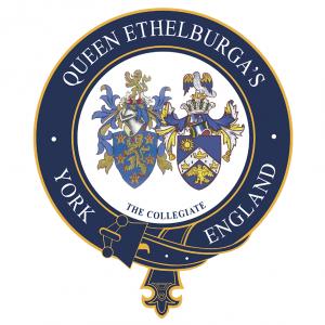 Queen Ethelburga's College logo