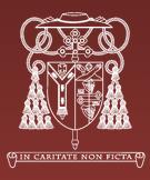 St John's college logo