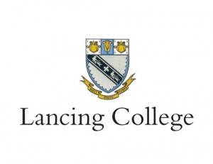 lancing college logo