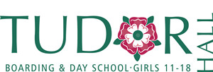 Tudor hall school logo