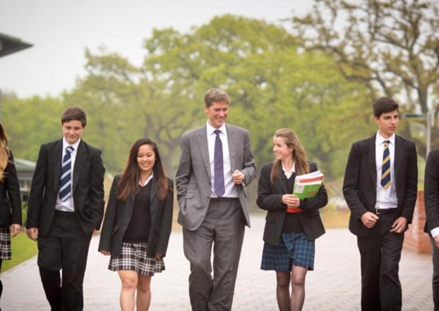Bede's school1
