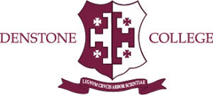 Denstone College logo